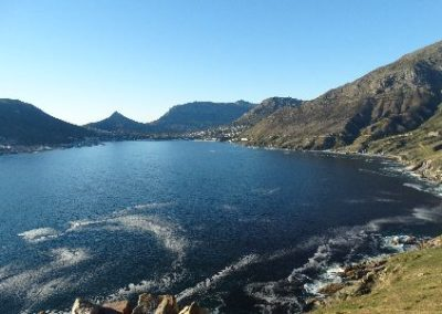 Cape Town Hout Bay view from Chapman's Pass