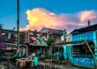 Coloured sky Media and Photography Project in the Philippines