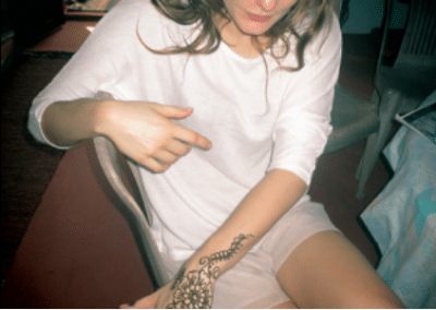 Henna Community Teaching and Cultural Immersion in India