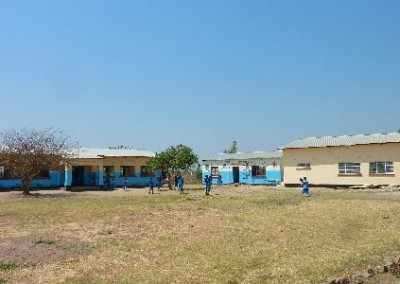 Playtime Teaching and Community Work in Zambia