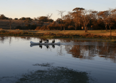 Rowing Medical Support and Health Awareness in Zimbabwe