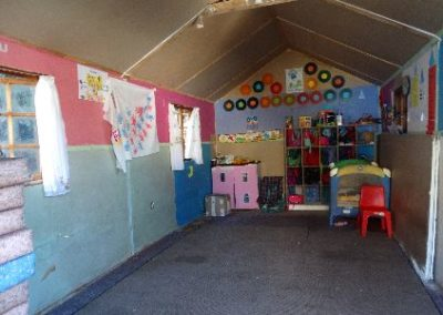 Hout Bay children's old classroom Early Years Internship in Cape Town