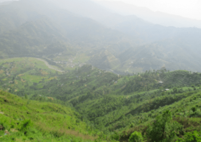 Rural landscape Empower Women on Sustainable Agriculture Initiative in Nepal