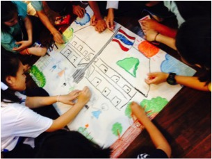 LGBTQ NGO Development Internship in Thailand school session