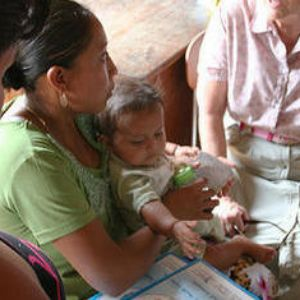 Karen Carter's Experience in Belize