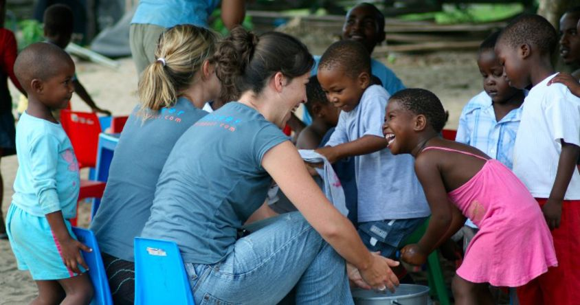 Win a two week free volunteer abroad placement