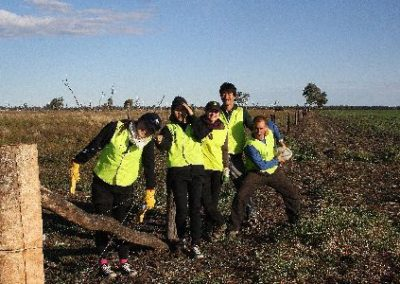 Destination Conservation and Volunteering in Australia Outback